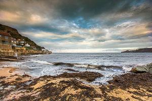 Overcast Colour, Runswick Bay