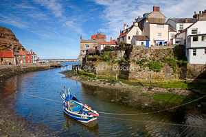 High Tide, Staithes
