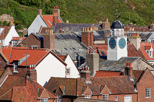 The old clock tower, Whitby