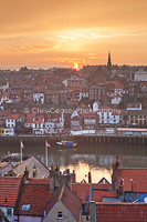 Under A Setting Sun, Whitby