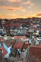 Winter Skies II, Whitby