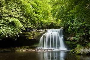 LP3. Cauldron falls. Yorkshire Dales