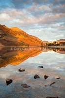 Morning Light. Buttermere