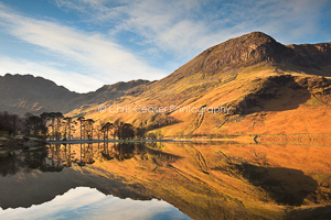 Peaceful waters, Buttermere