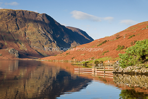Reflected Colour, Crummock water