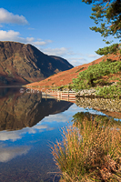 By The Lake, Crummock water
