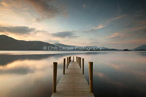 LP6. The Jetty. Lake District