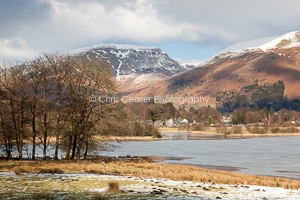 Winter storms over Grasmere