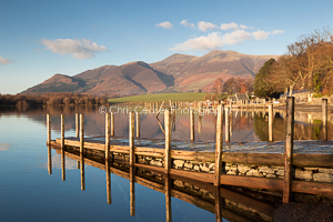 Piers and Mountains, Keswick