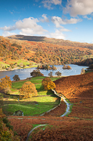 Autumn, Rydal Water