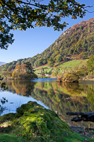 LP11. Rydal Water. lake District