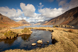 Beside Wast Water