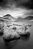 Wast Water Monochrome