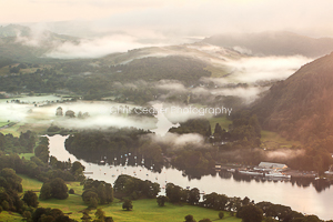 LP10. Evening Mists. Windermere
