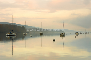 Calm Waters, Windermere