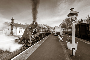 Letting Off Steam, Grosmont