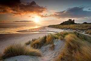 LP17. Dunes Of Gold. Bamburgh