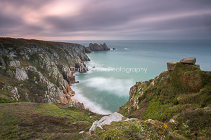 Along The Cliff, Porthcurno