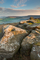 Under The Knuckle Stone, Peak District