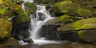 Rock And Water, Lumsdale Falls