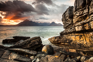 Newton's Point, Elgol