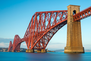 Red Steel, Forth Bridge