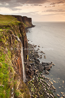 After the dawn, Kilt Rock