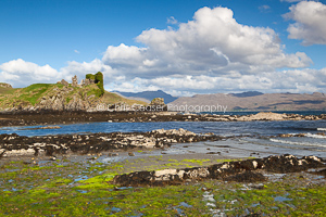 Knock Castle, Isle Of Skye