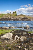 Castles and Seaweed, Sleat Peninsular