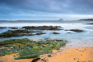 Towards Bass Rock, Scotland