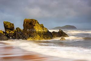 Two Rocks, North Berwick