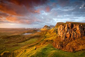 Early light on the Quiraing