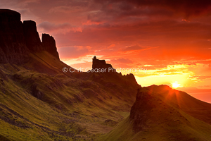 Ray of Light, The Quiraing