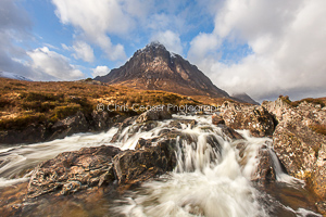 Rushing River, Rannoch Moor