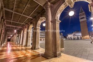 Edge Of The Square, San Marco