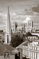 LP16. Minster View. York